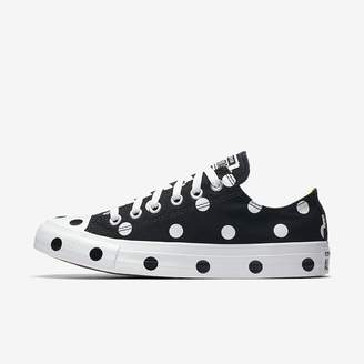 Converse Chuck Taylor All Star Polka Dots Low Top Women's Shoe
