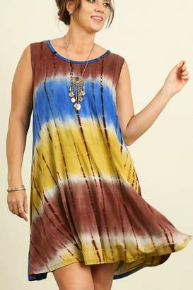 Umgee USA Tie Dye Dress