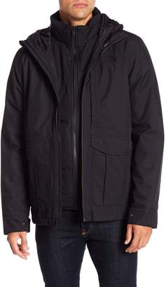 The North Face Cross Boroughs Triclimate(R) Waterproof 3-in-1 Jacket