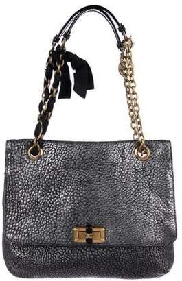 Lanvin Medium Metallic Happy Bag