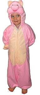 Pig Costume Small