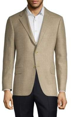 Hickey Freeman Milburn Wool Blend Sport Jacket