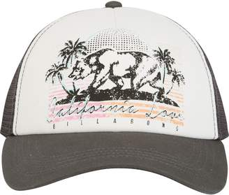 Billabong Retro Bear Trucker Hat