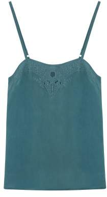 Sale - Claudie Silk Top - Women's Collection - Louise Misha