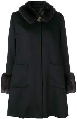 Liska cashmere winter coat