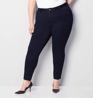 Avenue Butter Denim Skinny Jean in Rinse