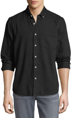 Joe's Jeans Men's Sandoval Woven Denim Long-Sleeve Shirt