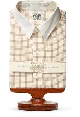 Ralph Lauren Windowpane-Print Woven Shirt