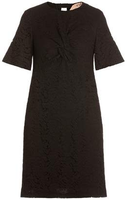 No.21 No. 21 Lace Twist Front Dress
