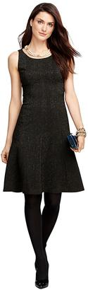 Jacquard Sleeveless Dress $398 thestylecure.com