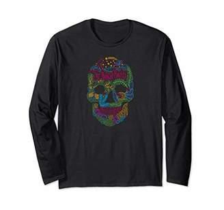 Zac Brown Band - Skulltopia Long Sleeve T-Shirt