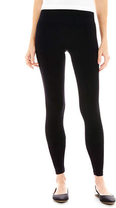 JCPenney MIXIT Mixit Seamless Tummy Control Leggings