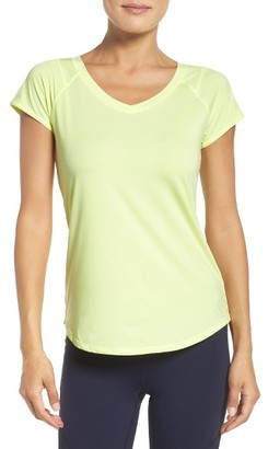 Women's Zella Rise Above Tee $49 thestylecure.com
