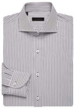 COLLECTION Striped Dress Shirt