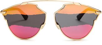 DIOR So Real tri-colour sunglasses $426 thestylecure.com