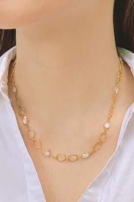 Wild Lilies Jewelry Gold Chain Choker