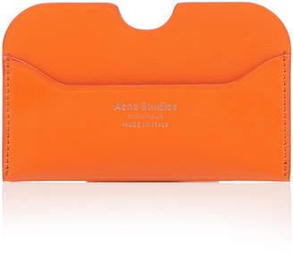 Acne Studios Elmas Leather Cardholder