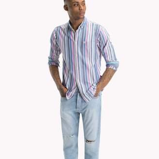 Tommy Hilfiger Summer Stripe Regular Fit Oxford