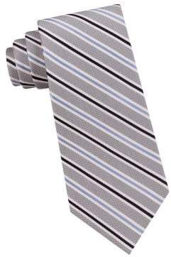 Lord & Taylor The Mens Shop Multistriped Silk Tie
