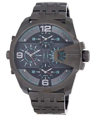 Diesel Men's Uber Chief Chronograph Bracelet Watch, 55mm x 62mm