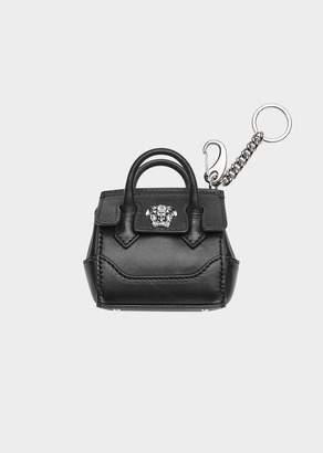 Versace Micro Palazzo Empire Leather Charm