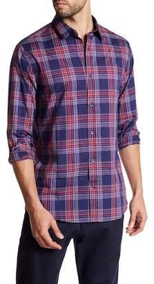 Vince Plaid Manhattan Shirt
