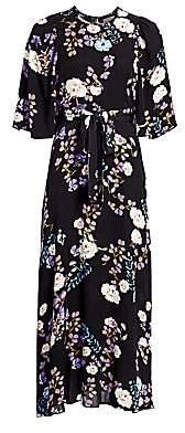 By Ti Mo byTiMo Women's Desirà ̈ Iris Floral Gown