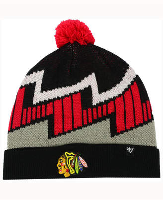 '47 Kids' Chicago Blackhawks Landon Cuff Knit Hat