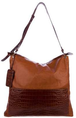 Little Liffner Oversize Leather Hobo
