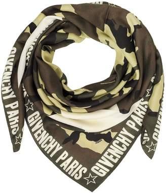 Givenchy Men's 1212Gvsd253305 Silk Foulard