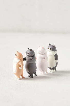Marching Cat Figure