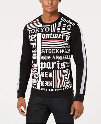 INC International Concepts I.n.c. Men's Freestyle Graphic Sweatshirt
