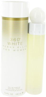 Perry Ellis 360 White by Perry Ellis Eau De Parfum Spray for Women (3.4 oz) $65 thestylecure.com