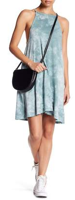 Billabong Sing Along Tie-Dye Swing Dress