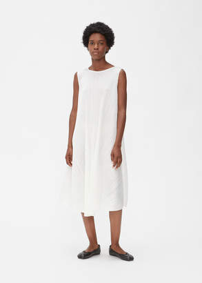 Pleats Please Issey Miyake Sleeveless Luster Dress