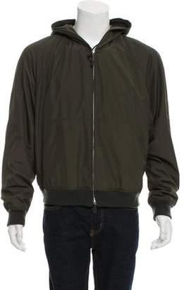Hermes Lightweight Cashmere-Lined Jacket