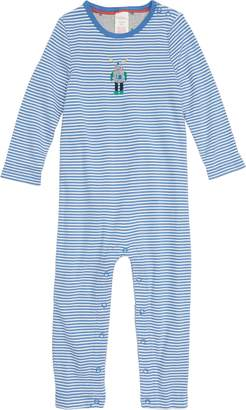 Boden Mini Robot Applique Romper