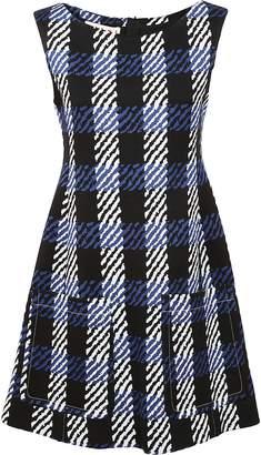 Marni Checked Dress