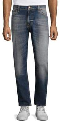Nudie Jeans Brute Knut Straight Fit Jeans