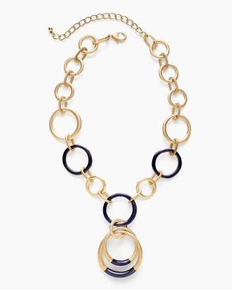Natalie Chain Pendant Necklace