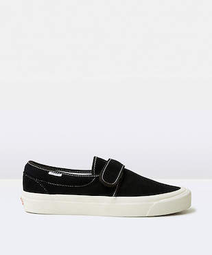 Vans Slip On 47 V Dx Anaheim Black Shoe