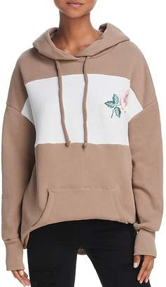 Wildfox Couture Relax Color-Block Hoodie
