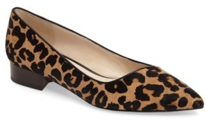 Women's Cole Haan Heidy Pointy Toe Flat $180 thestylecure.com