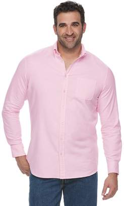Sonoma Goods For Life Big & Tall SONOMA Goods for Life Button-Down Shirt