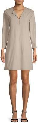 Theory Women's Jullitah B.Light Shirt Dress