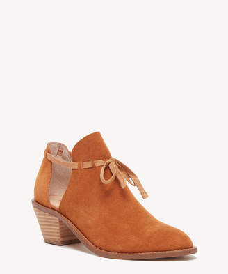 Sole Society Kym Menswear Bootie