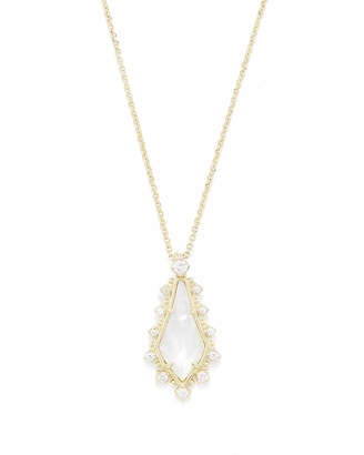 Kendra Scott Shelly Long Pendant Necklace