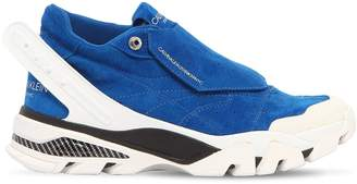 Calvin Klein Cormine 10 Suede Sneakers