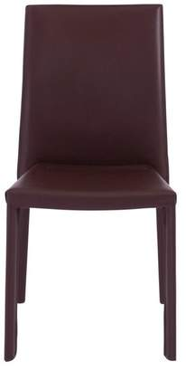 Euro Style Hasina Stack Chairs, Set of 4