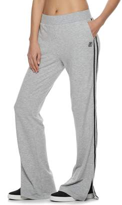 Fila Sport Women's SPORT Side Slit High-Waisted Pants